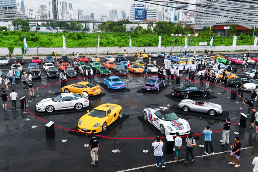 Porsche Sportscar Together Day Bangkok 2018 – celebrating 70 years of turning dreams into reality Image #843120