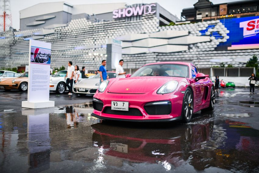Porsche Sportscar Together Day Bangkok 2018 – celebrating 70 years of turning dreams into reality Image #843123