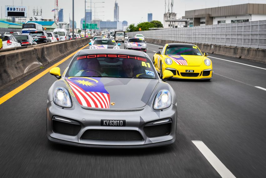 Porsche Sportscar Together Day Bangkok 2018 – celebrating 70 years of turning dreams into reality Image #843102