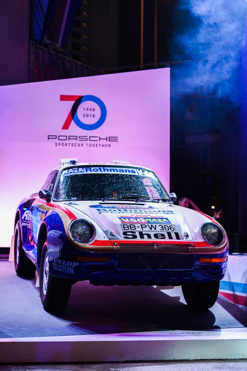 Porsche Sportscar Together Day Bangkok 2018 – celebrating 70 years of turning dreams into reality Image #843130