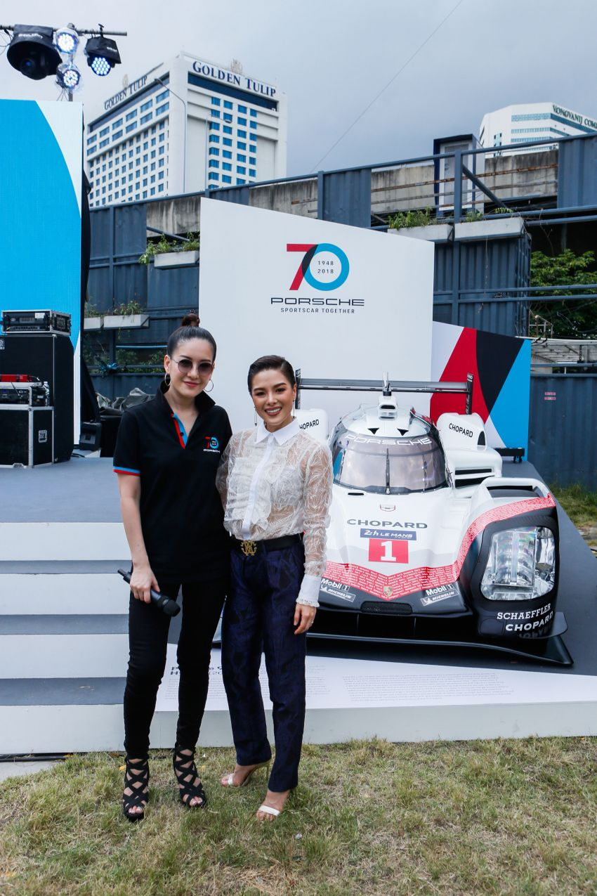 Porsche Sportscar Together Day Bangkok 2018 – celebrating 70 years of turning dreams into reality Image #843141