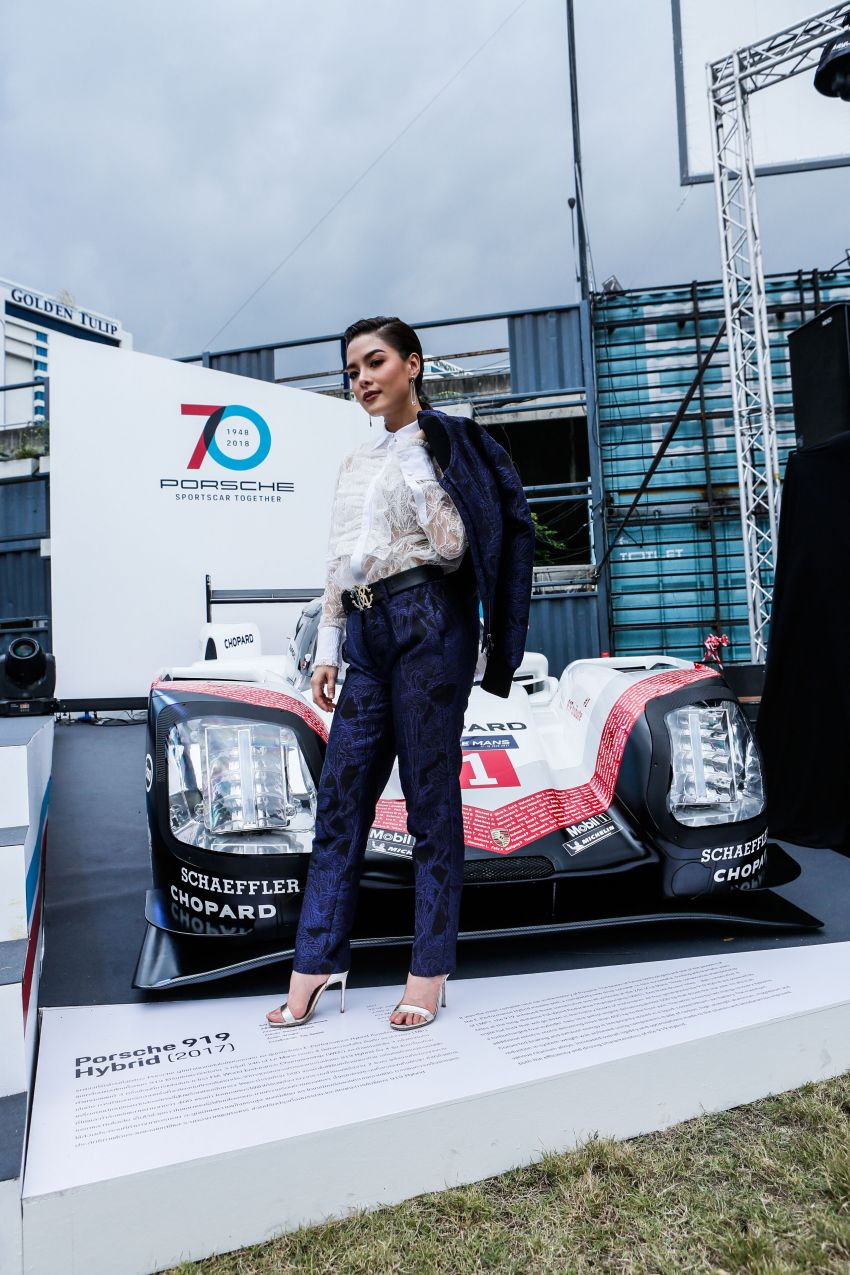 Porsche Sportscar Together Day Bangkok 2018 – celebrating 70 years of turning dreams into reality Image #843142