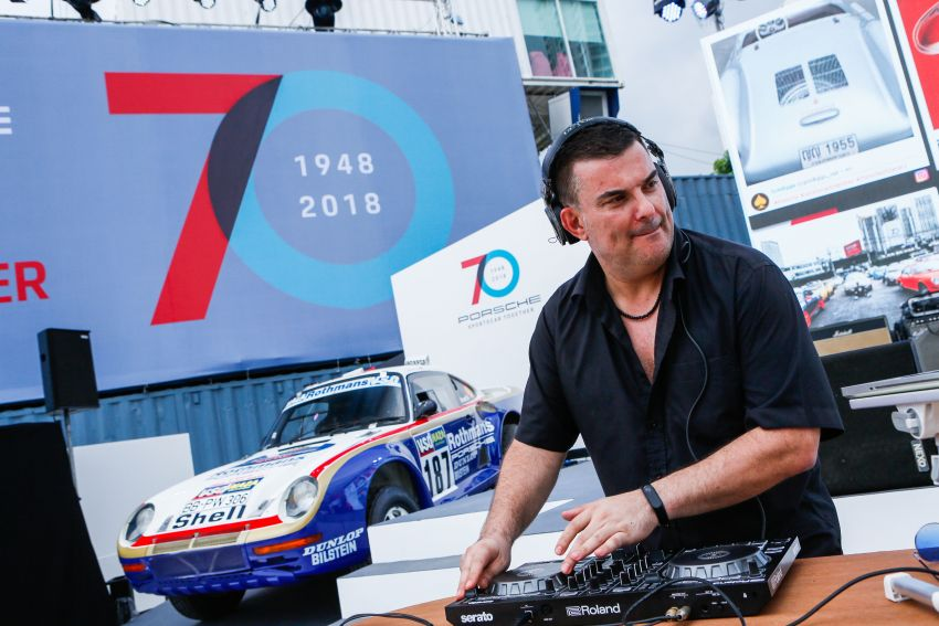 Porsche Sportscar Together Day Bangkok 2018 – celebrating 70 years of turning dreams into reality Image #843143