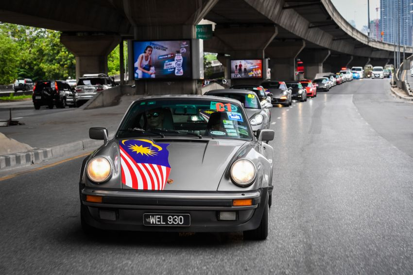 Porsche Sportscar Together Day Bangkok 2018 – celebrating 70 years of turning dreams into reality Image #843104