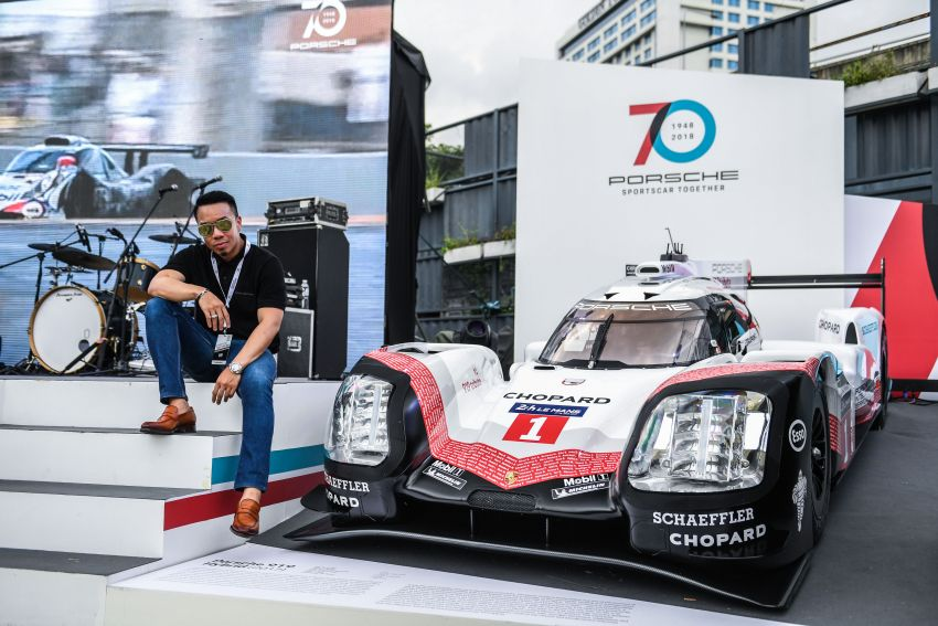 Porsche Sportscar Together Day Bangkok 2018 – celebrating 70 years of turning dreams into reality Image #843150