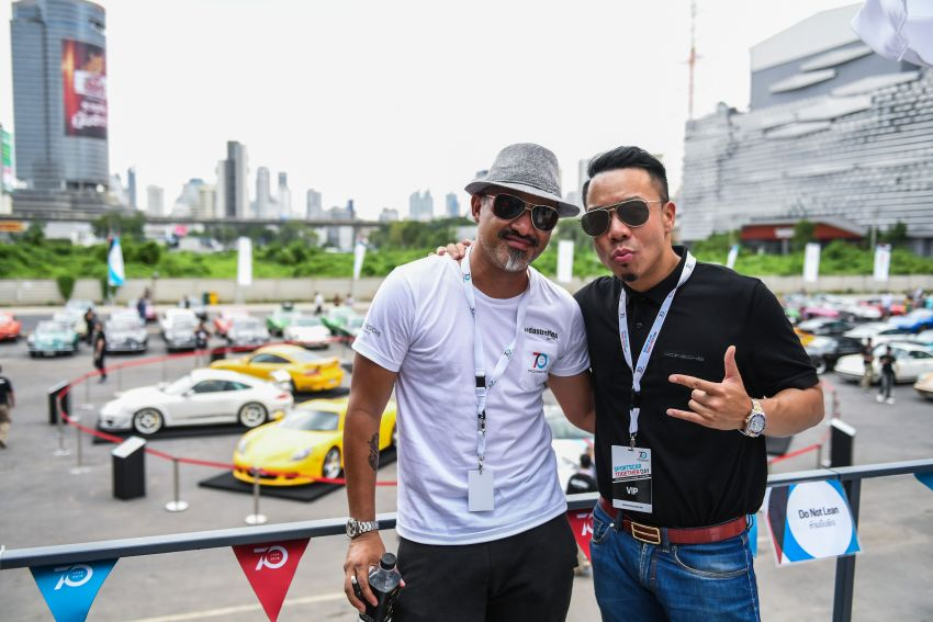 Porsche Sportscar Together Day Bangkok 2018 – celebrating 70 years of turning dreams into reality Image #843151