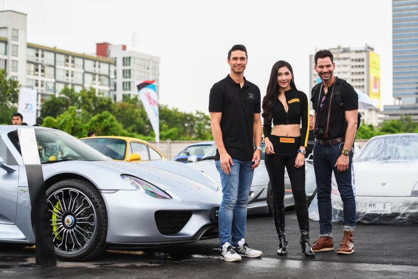 Porsche Sportscar Together Day Bangkok 2018 – celebrating 70 years of turning dreams into reality Image #843155