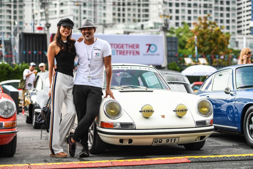 Porsche Sportscar Together Day Bangkok 2018 – celebrating 70 years of turning dreams into reality Image #843157