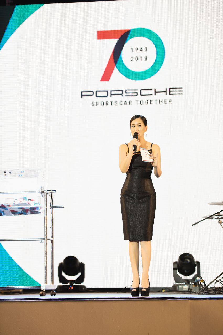 Porsche Sportscar Together Day Bangkok 2018 – celebrating 70 years of turning dreams into reality Image #843158