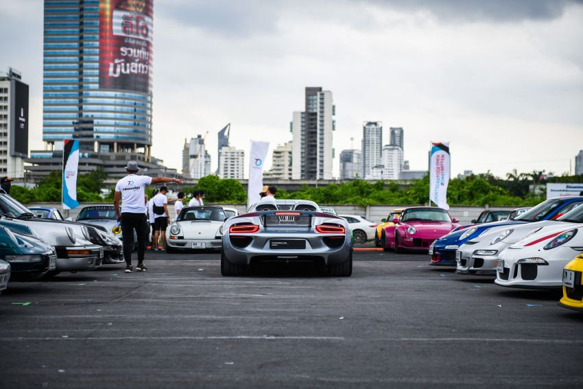Porsche Sportscar Together Day Bangkok 2018 – celebrating 70 years of turning dreams into reality Image #843107