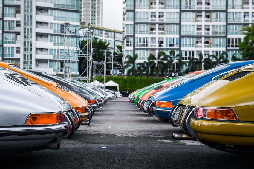 Porsche Sportscar Together Day Bangkok 2018 – celebrating 70 years of turning dreams into reality Image #843109