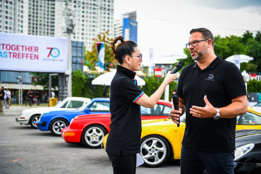 Porsche Sportscar Together Day Bangkok 2018 – celebrating 70 years of turning dreams into reality Image #843110