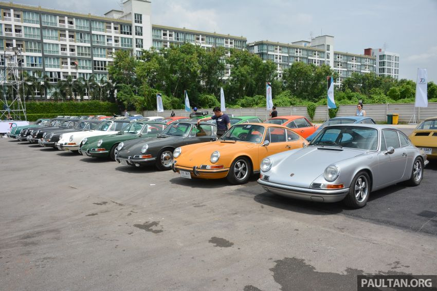 Porsche Sportscar Together Day Bangkok 2018 – celebrating 70 years of turning dreams into reality Image #843206