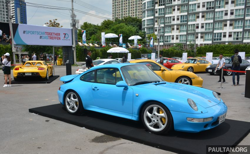 Porsche Sportscar Together Day Bangkok 2018 – celebrating 70 years of turning dreams into reality Image #843207
