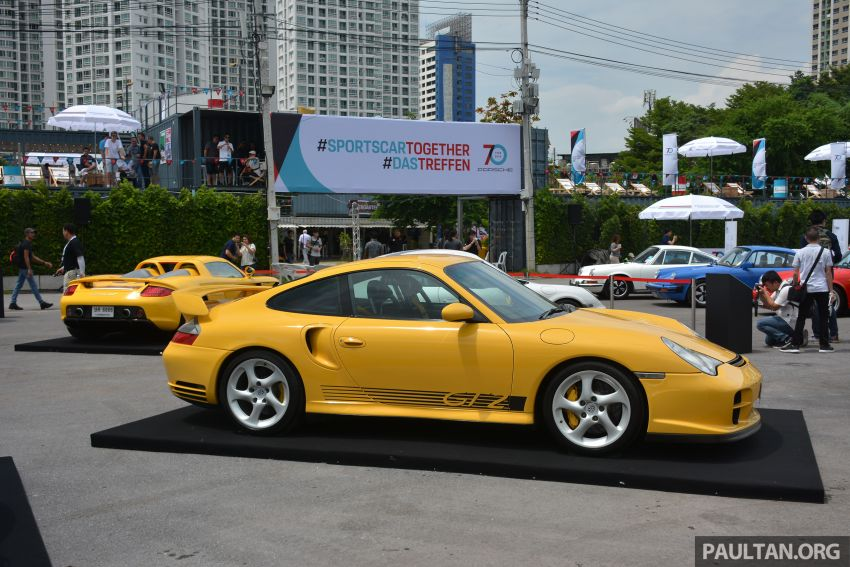 Porsche Sportscar Together Day Bangkok 2018 – celebrating 70 years of turning dreams into reality Image #843208