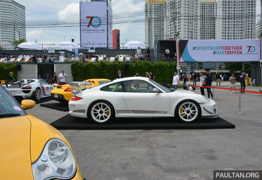 Porsche Sportscar Together Day Bangkok 2018 – celebrating 70 years of turning dreams into reality Image #843209