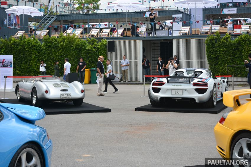 Porsche Sportscar Together Day Bangkok 2018 – celebrating 70 years of turning dreams into reality Image #843210