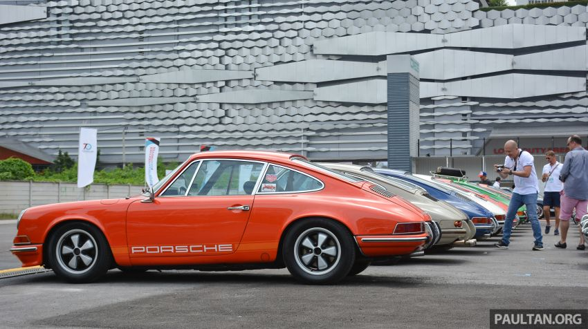 Porsche Sportscar Together Day Bangkok 2018 – celebrating 70 years of turning dreams into reality Image #843212