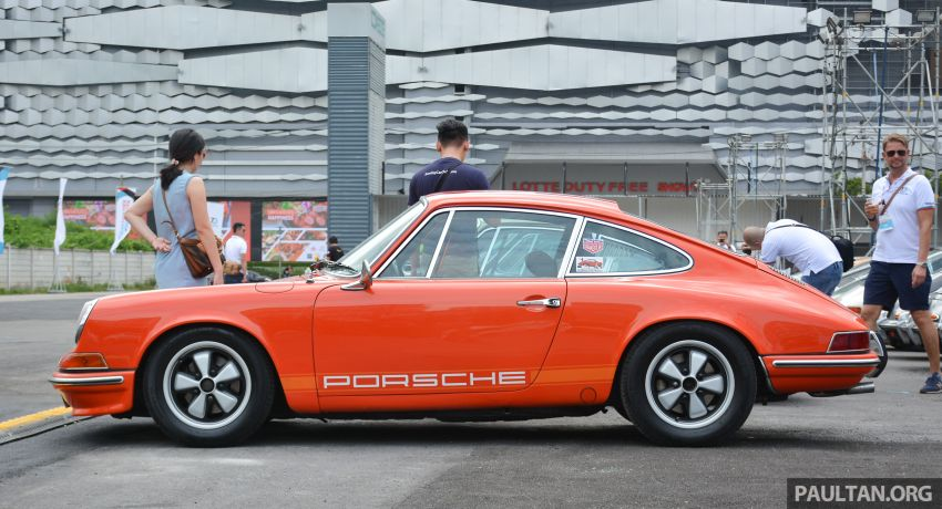Porsche Sportscar Together Day Bangkok 2018 – celebrating 70 years of turning dreams into reality Image #843213