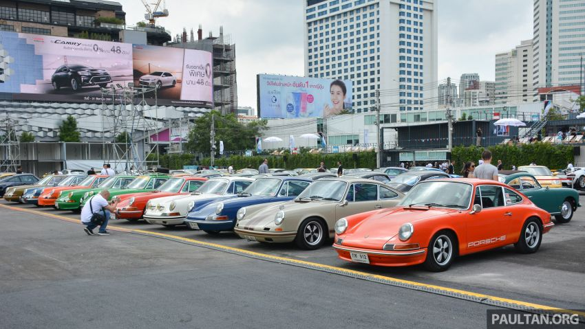 Porsche Sportscar Together Day Bangkok 2018 – celebrating 70 years of turning dreams into reality Image #843214