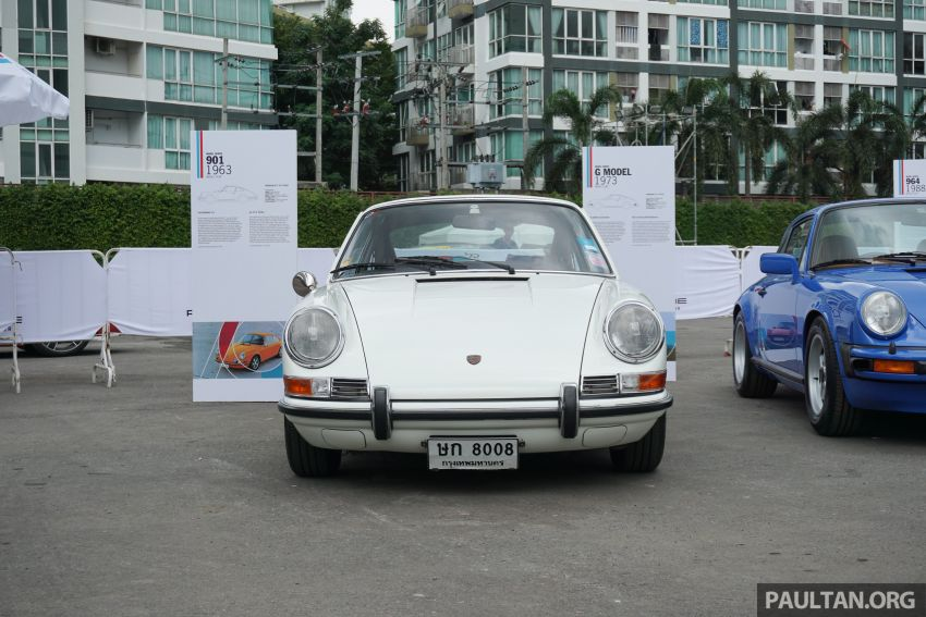 Porsche Sportscar Together Day Bangkok 2018 – celebrating 70 years of turning dreams into reality Image #843217