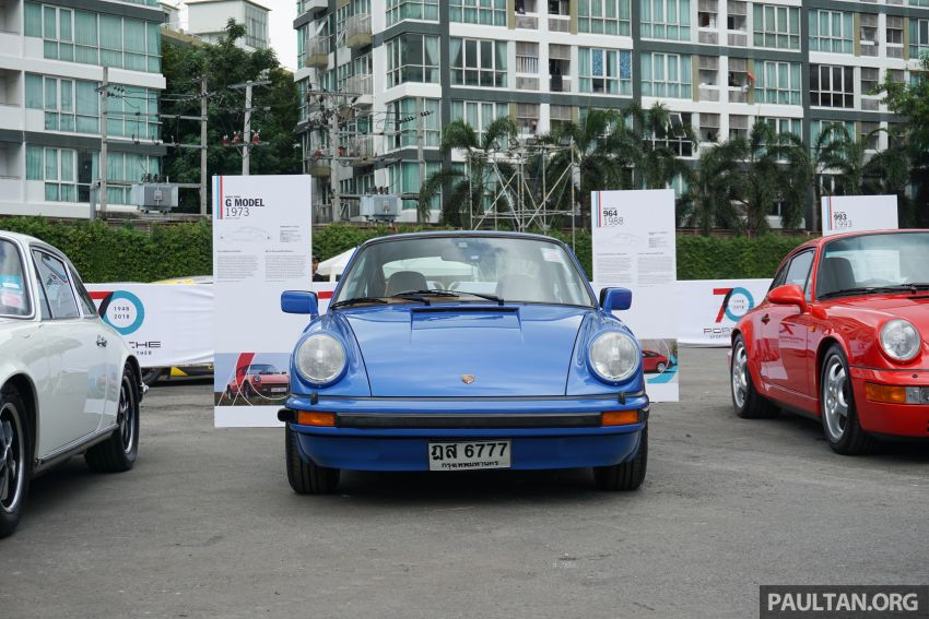 Porsche Sportscar Together Day Bangkok 2018 – celebrating 70 years of turning dreams into reality Image #843218