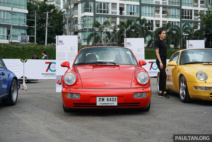 Porsche Sportscar Together Day Bangkok 2018 – celebrating 70 years of turning dreams into reality Image #843219