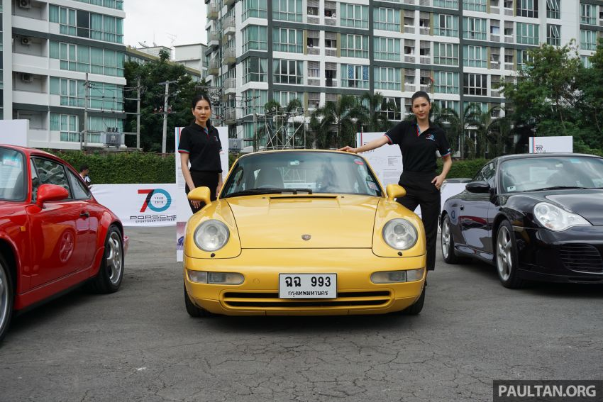 Porsche Sportscar Together Day Bangkok 2018 – celebrating 70 years of turning dreams into reality Image #843220