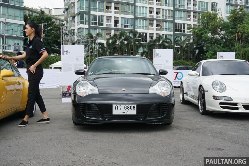 Porsche Sportscar Together Day Bangkok 2018 – celebrating 70 years of turning dreams into reality Image #843221