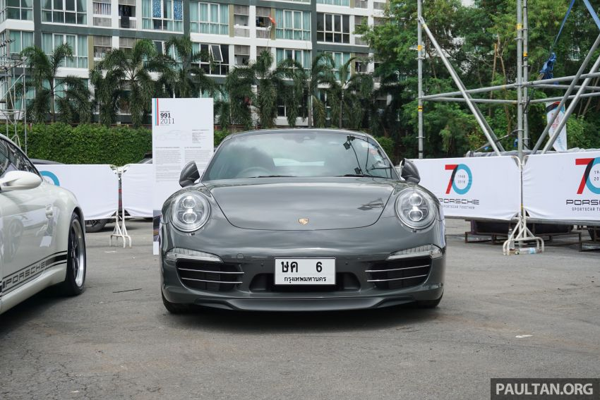 Porsche Sportscar Together Day Bangkok 2018 – celebrating 70 years of turning dreams into reality Image #843223