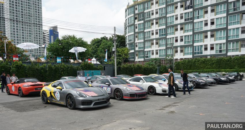 Porsche Sportscar Together Day Bangkok 2018 – celebrating 70 years of turning dreams into reality Image #843226