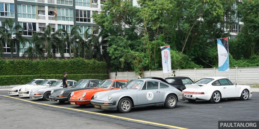 Porsche Sportscar Together Day Bangkok 2018 – celebrating 70 years of turning dreams into reality Image #843228