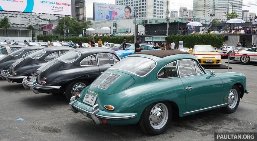 Porsche Sportscar Together Day Bangkok 2018 – celebrating 70 years of turning dreams into reality Image #843229