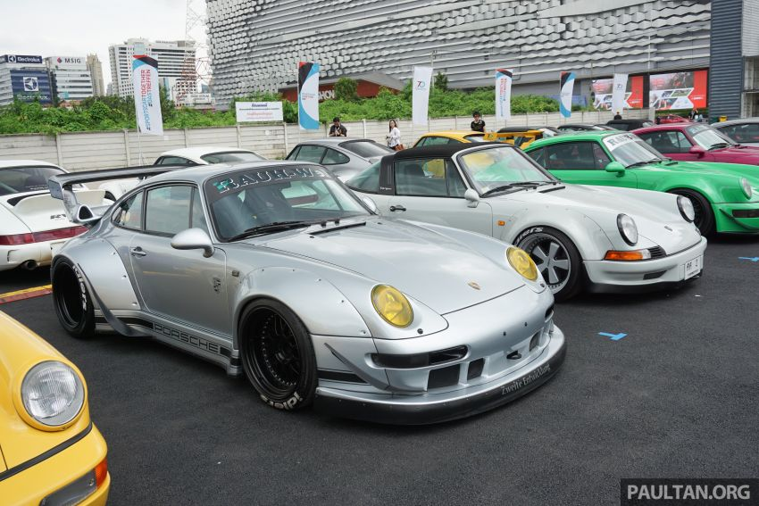 Porsche Sportscar Together Day Bangkok 2018 – celebrating 70 years of turning dreams into reality Image #843233