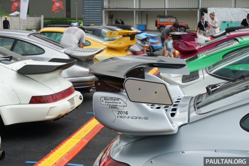 Porsche Sportscar Together Day Bangkok 2018 – celebrating 70 years of turning dreams into reality Image #843234