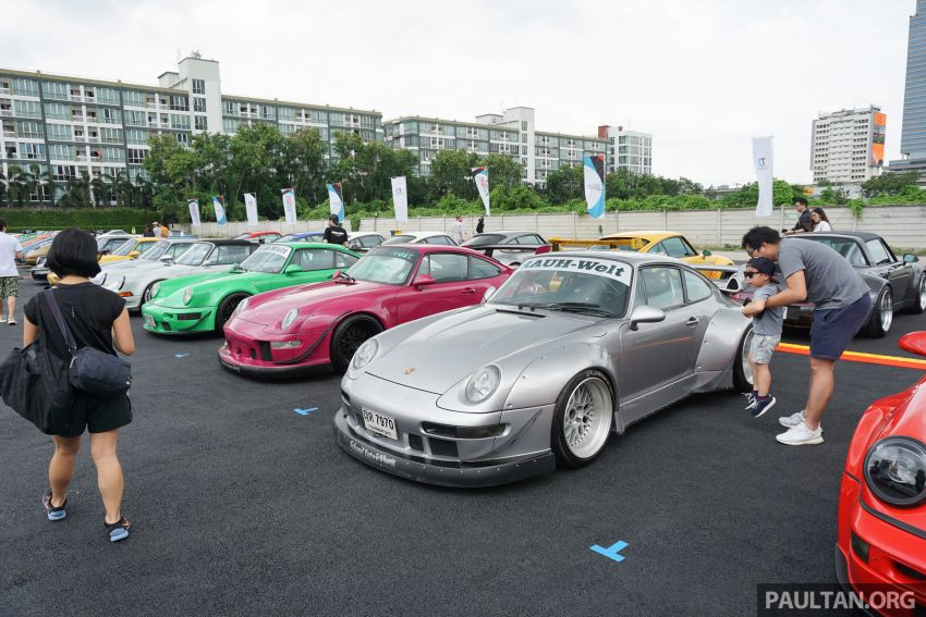 Porsche Sportscar Together Day Bangkok 2018 – celebrating 70 years of turning dreams into reality Image #843236