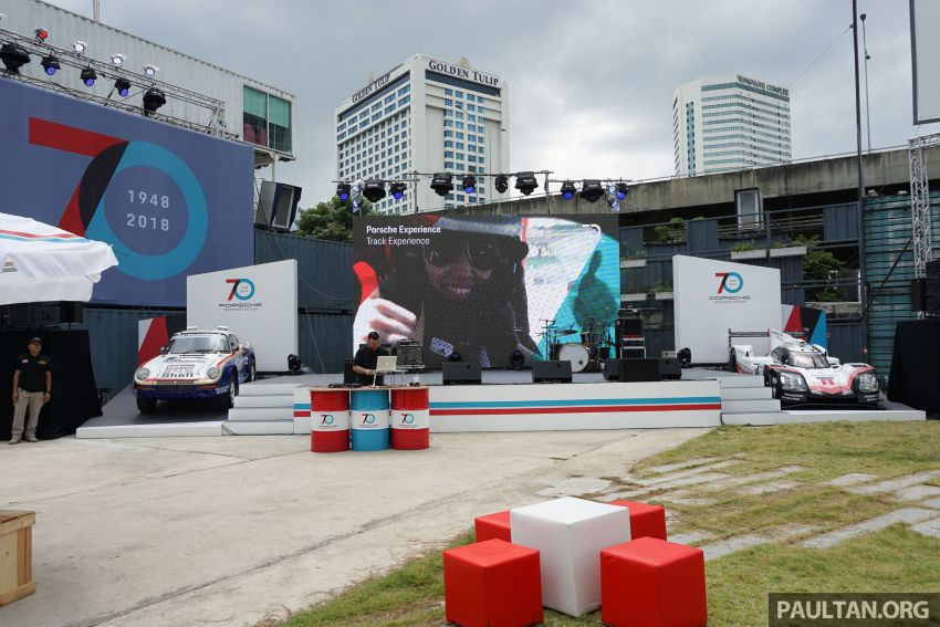 Porsche Sportscar Together Day Bangkok 2018 – celebrating 70 years of turning dreams into reality Image #843241