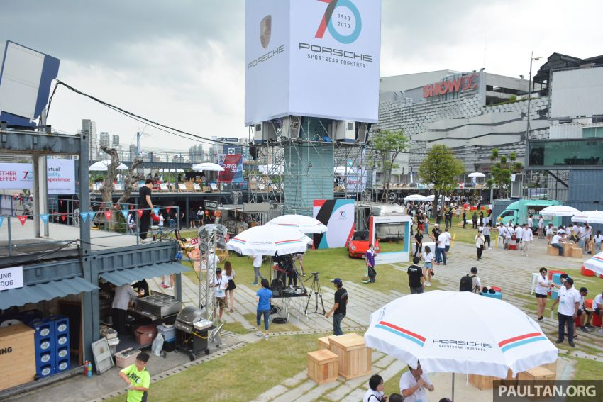 Porsche Sportscar Together Day Bangkok 2018 – celebrating 70 years of turning dreams into reality Image #843186