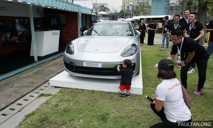 Porsche Sportscar Together Day Bangkok 2018 – celebrating 70 years of turning dreams into reality Image #843246