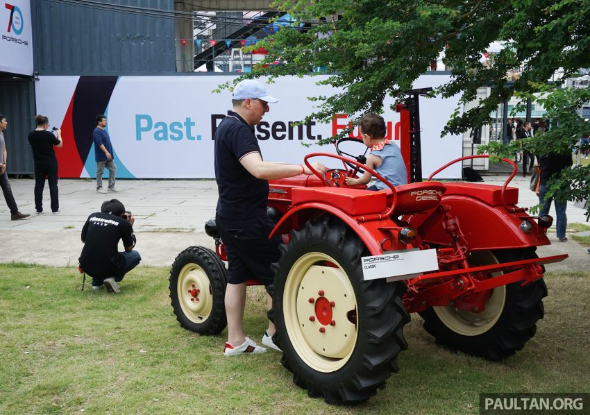 Porsche Sportscar Together Day Bangkok 2018 – celebrating 70 years of turning dreams into reality Image #843255