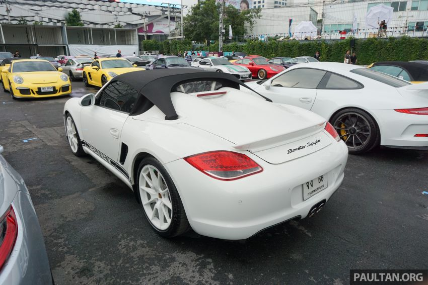 Porsche Sportscar Together Day Bangkok 2018 – celebrating 70 years of turning dreams into reality Image #843268