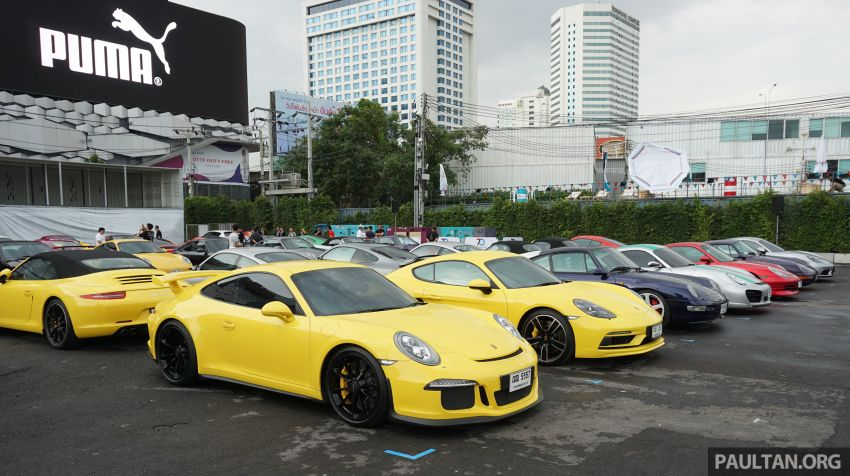 Porsche Sportscar Together Day Bangkok 2018 – celebrating 70 years of turning dreams into reality Image #843271