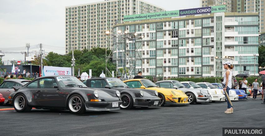 Porsche Sportscar Together Day Bangkok 2018 – celebrating 70 years of turning dreams into reality Image #843274