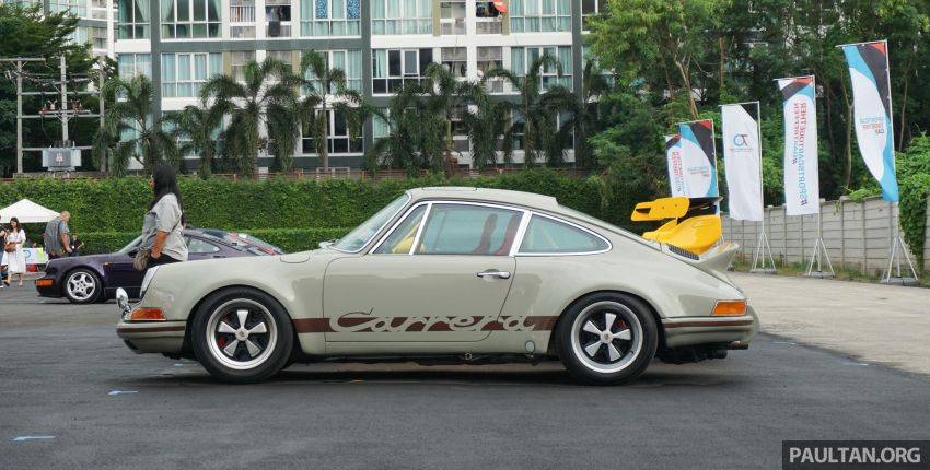 Porsche Sportscar Together Day Bangkok 2018 – celebrating 70 years of turning dreams into reality Image #843276