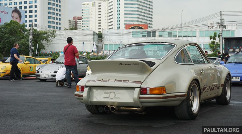 Porsche Sportscar Together Day Bangkok 2018 – celebrating 70 years of turning dreams into reality Image #843278
