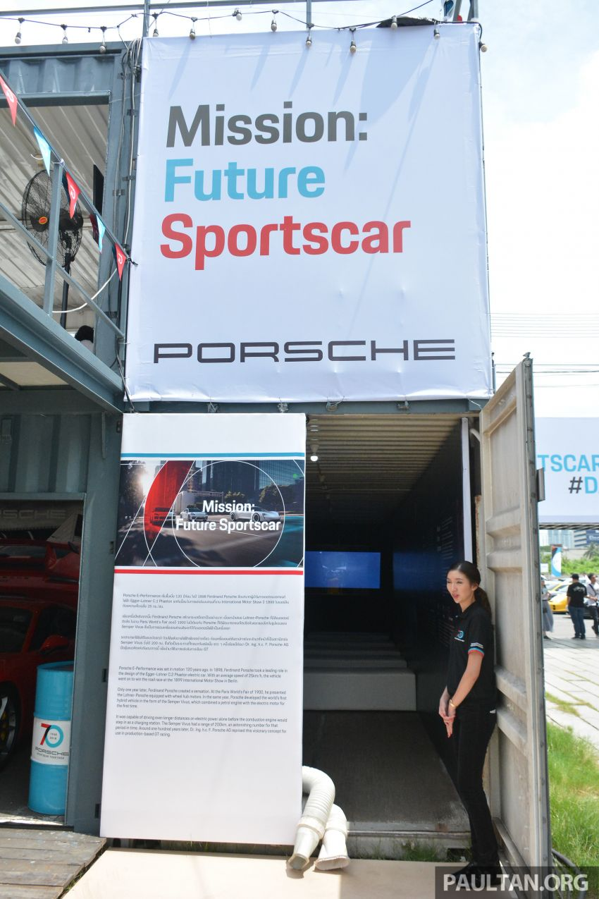 Porsche Sportscar Together Day Bangkok 2018 – celebrating 70 years of turning dreams into reality Image #843190