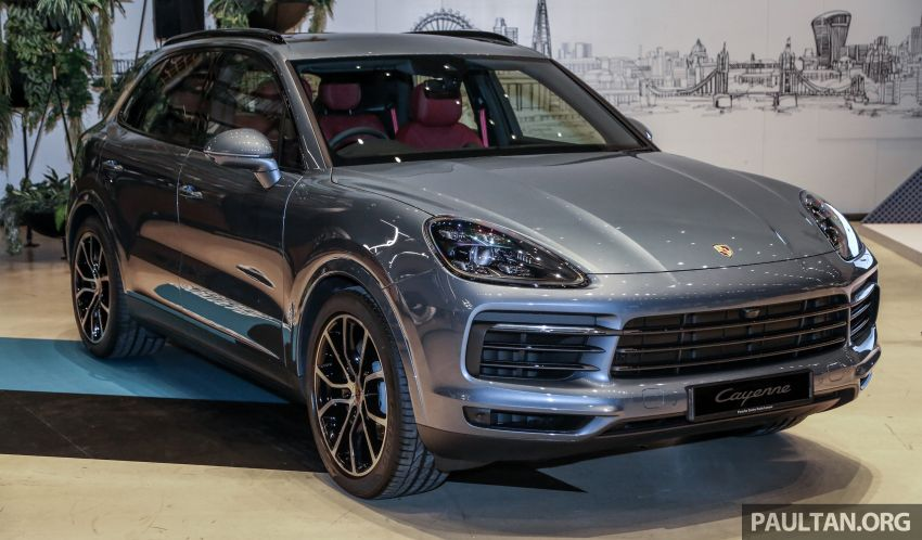 E3 Porsche Cayenne launched in Malaysia – base and S variants available, prices start from RM745,000 Image #836881