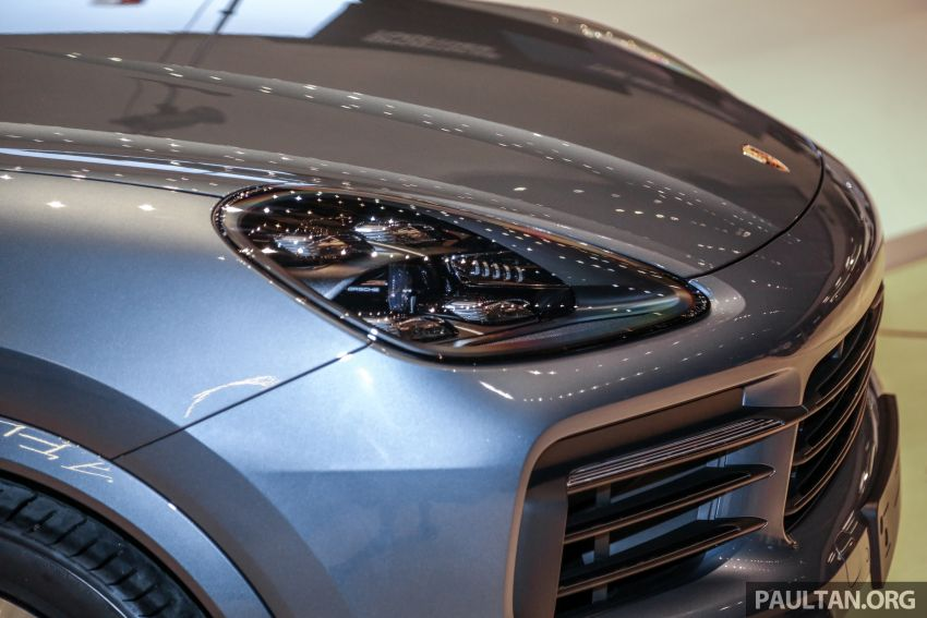 E3 Porsche Cayenne launched in Malaysia – base and S variants available, prices start from RM745,000 Image #836896