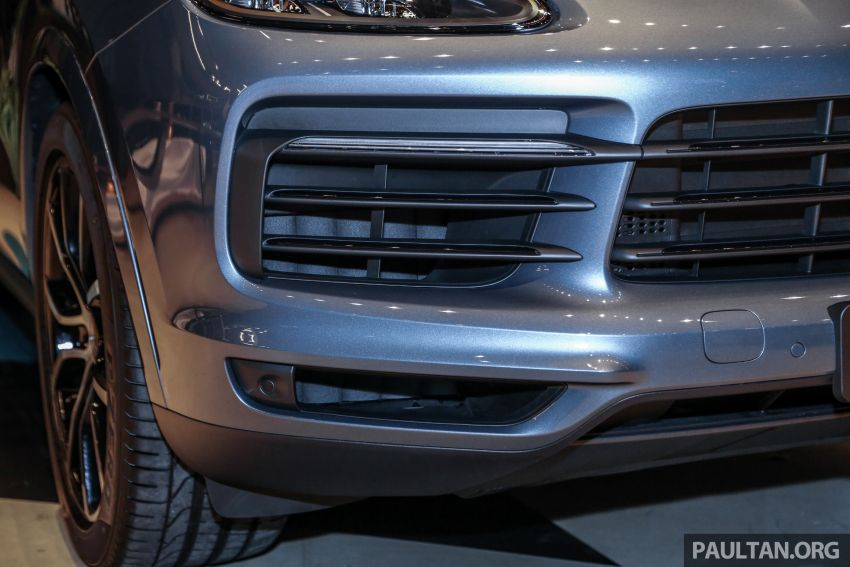 E3 Porsche Cayenne launched in Malaysia – base and S variants available, prices start from RM745,000 Image #836898