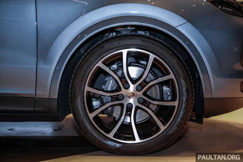 E3 Porsche Cayenne launched in Malaysia – base and S variants available, prices start from RM745,000 Image #836901